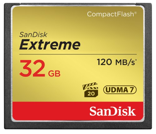 SanDisk Extreme CompactFlash Bild
