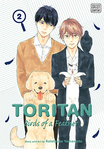 Toritan: Birds of a Feather, Vol. 2 (Yaoi Manga) (English Edition)