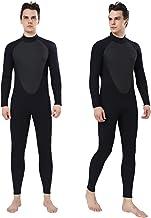 REALON Wetsuit Men 3mm Full Surfing Diving Wet Suit 2mm Shorty Snorkeling 5mm Scuba Dive Suit Swimming Jumpsuit