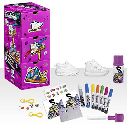Sneak'Artz- Sneak' Artz – Juego Divertido de Parachoques Asst (Flair Leisure Products NEA01000)
