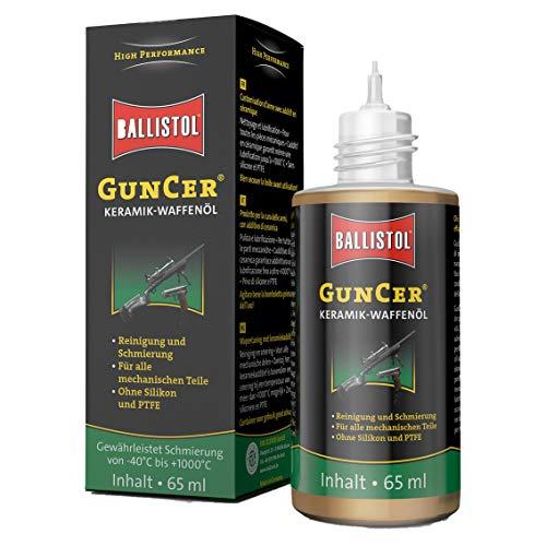 Ballistol Waffenpflege Guncer Öl, 65 ml, 22169
