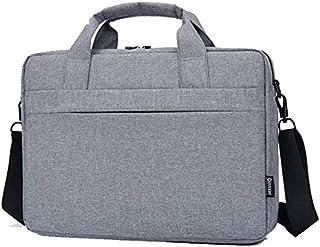 Zipper Fashion BriefcaseTablet Canvas Fabric Laptop Sleeve Elise