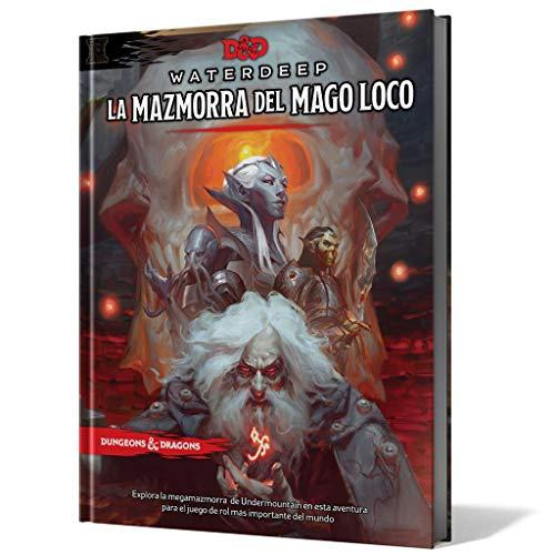 Dungeons & Dragons Waterdeep: la Mazmorra del Mago Loco, Color (EEWCDD09)
