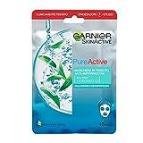 Photo Gallery garnier tissue mask pure active