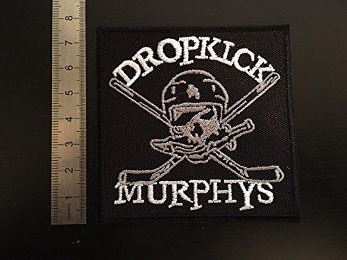 Ecusson-Patches Aufnaher Toppa–Kicks Murphys–zum Aufbügeln