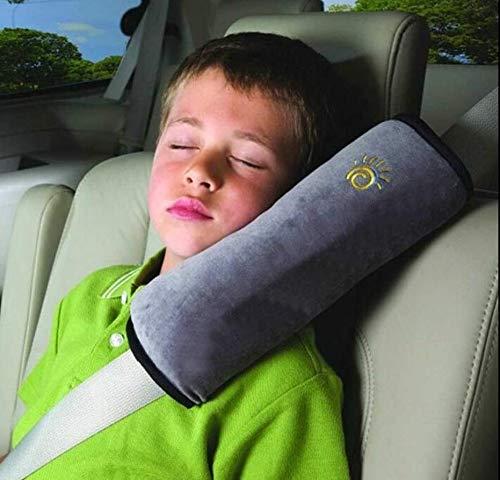 Niño Bebé Auto Coche De Seguridad Cinturón De Seguridad Niños Almohadilla De Hombro Cojín De Apoyo Almohada