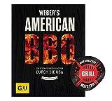 Collectix Weber's American BBQ: un viaje culinario por los Estados Unidos (GU Weber's Grillen) +...