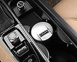 6P6 Volvo XC60 S90 XC90 XC40 V60 V90CC Cenicero para Coche Especial Interior del Automóvil Suministros No Bloquee La Cubierta del Coche Original,D