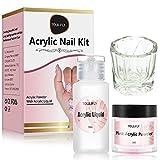 Acrylic Nail Kit,Acrylic Powder and Liquid,Polvo Acrílico y Líquido,Acrylic...
