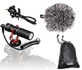 Best Movo Dslr Microphones - Movo VXR10 Universal Video Microphone with Shock Mount Review