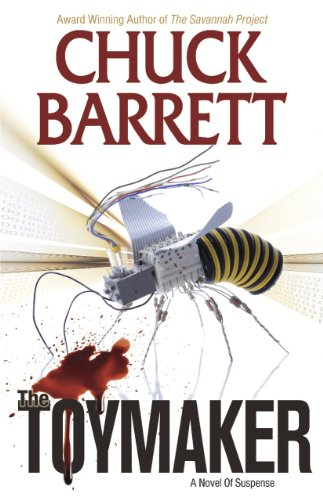 The Toymaker by Barrett, Chuck ebook deal