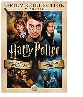 Harry Potter: Prisioner of Azkaban / Goblet of Fire (2pack/DVD) (DVD)