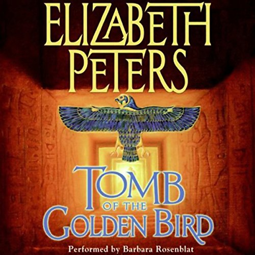 Tomb of the Golden Bird cover art