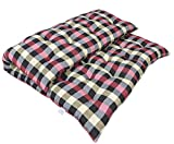 Ponperi Soft Cotton Filled Multicolour Mattress   Gadda (1 Sleeping Capacity - 3 x 6 ft or 72 x 36 Inch)