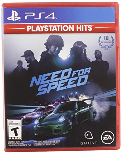 Electronic Arts Need For Speed PS4 - Juego (PlayStation 4, Racing, Ghost Games, RP (Clasificación pendiente), ENG, ENG, Básico)