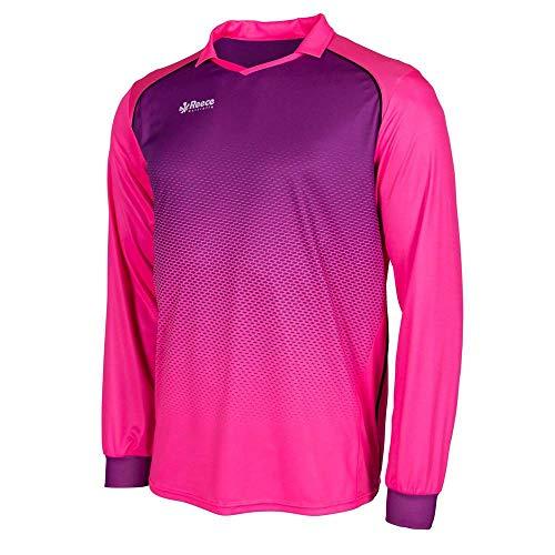 Reece Mission Goalkeeper Hockey Torwart Trikot neonpink-lila neon pink/Purple, XL/XXL