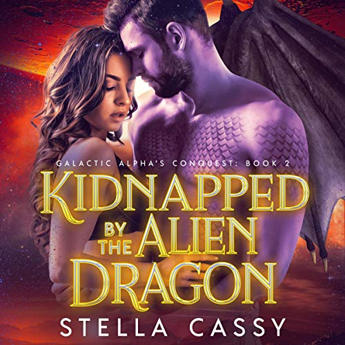 Kidnapped by the Alien Dragon cover art