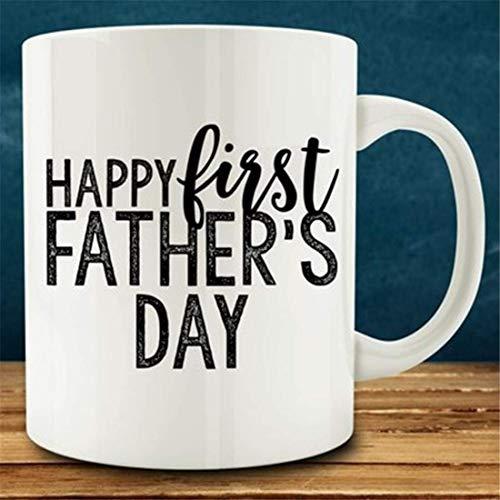 N\A Taza Feliz del Primer día del Padre, Taza del papá