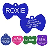 GoTags Pet ID Personalized Pet Tags for Dogs...