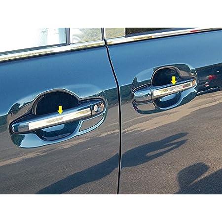 New Front Left Side Black Exterior Door Handle For Toyota Sienna 2011-2017