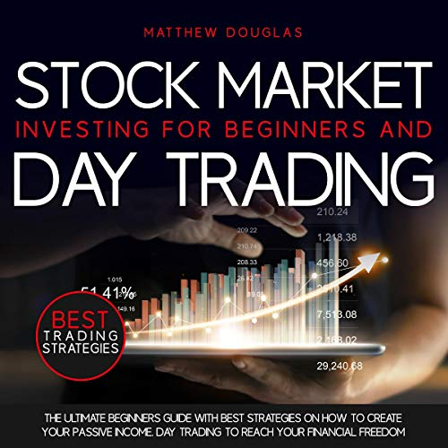 Stock Market Investing for Beginners and Day Trading cover art