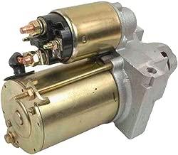 DB Electrical SDR0253 Starter for Mercruiser 4 3L 5 0 5 7 350 Marine 1998-Up 10095 10099 10101 30433 30470 IMI228 111786 112239 113679 4-6275 1469604 410-12437 6766 6791 6792