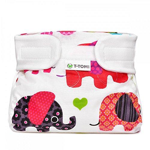 T- Tomi Spreizhose Elefant pink (5-9 kg)
