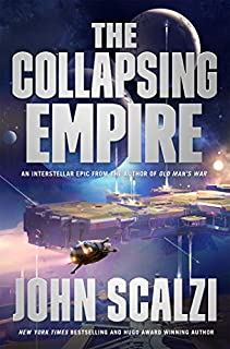 The Collapsing Empire (The Interdependency) (076538888X) | Amazon price tracker / tracking, Amazon price history charts, Amazon price watches, Amazon price drop alerts