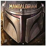 Erik - Calendario de pared 2020 The Mandalorian, Star Wars (30 x 30 cm, incluye póster de regalo)