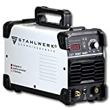 STAHLWERK CUT 50 ST IGBT plasma cutter with 50 Amps, cutting performance up to 14mm, suitable for painted sheet metal, 7 year manufacturer warranty