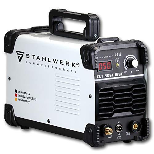 7. Cortador de plasma Stahlwerk CUT 50