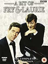 A Bit Of Fry And Laurie - BBC Series 1-4 Complete Box Set [1989] [DVD] by Stephen Fry