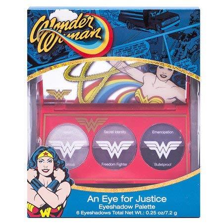 "Wonder Woman ""An Eye for Justice"" Eyeshadow Palette"