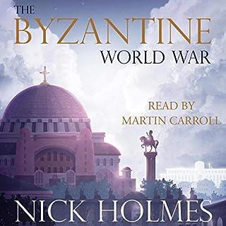 The Byzantine World War cover art