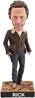 Royal Bobbles The Walking Dead Rick Grimes Collectible Bobblehead Figure