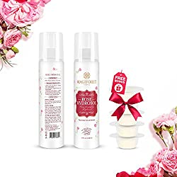 best rose water spray for face
