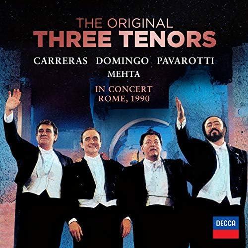 The Three Tenors, Plácido Domingo & Luciano Pavarotti