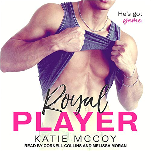 Royal Player audiobook cover art
