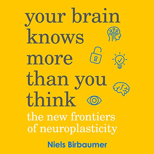 Your Brain Knows More Than You Think audiobook cover art