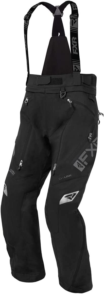 FXR Renegade X Pant 2021 Black//Hi-Vis - Large