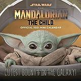 Official Star Wars - Baby Yoda 2021 Mini Calendar - Mini Wall Format Calendar