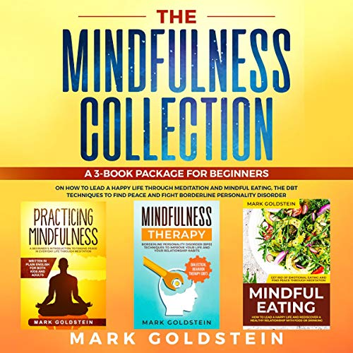 Mindfulness for Beginners (3 Books in One) cover art