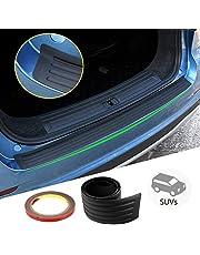 Protector de parachoques trasero, 40,9 pulgadas, para el maletero del coche, ajuste perfecto para la mayoría de coches