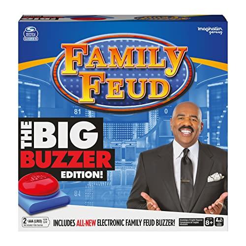 Family Feud Big Buzzer Game, Amazon Exclusive