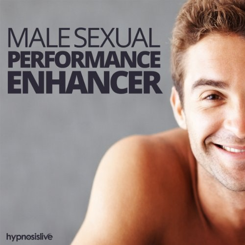 Male Sexual Performance Enhancer Hypnosis cover art