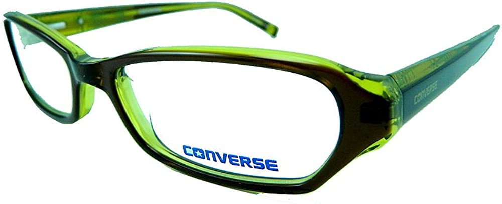 New Converse Eyeglasses With Spring Temples - DISRUPT (51-16-135) No Case (BROWN)