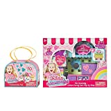 Love, Diana, Kids Diana Show, Fashion Fabulous Doll with 2-in-1 Pet Grooming and Cotton Candy Pop-Up Shop, Surprise Play Pieces with Adorable Complementary Pet and Pet Accessories, Ages 3+