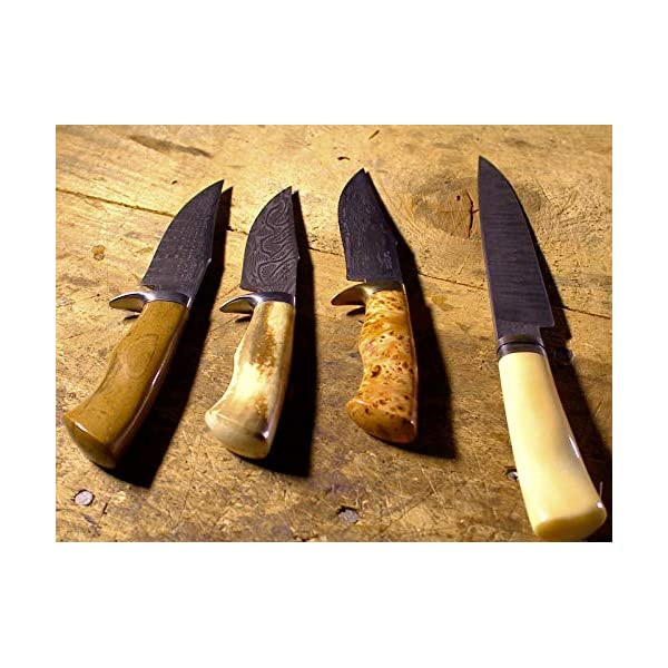 Bladesmithing, Woodworking and Leather Bags