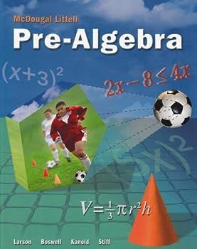 pre algebra textbook