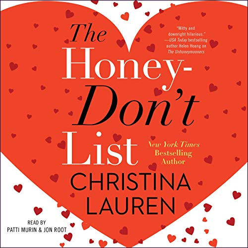 Couverture de The Honey-Don't List